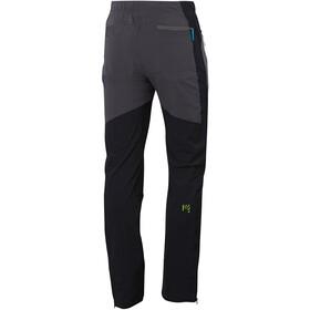 Karpos Wall Evo Pantalon Homme, black/dark grey